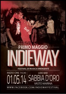 Indieway Festival Primo Maggio
